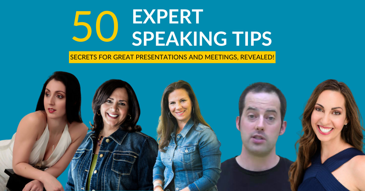 how to improve your speaking skills expert tips